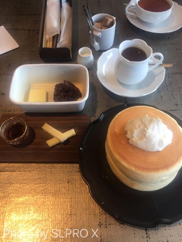 北海道ほっとけーき、パンケーキ