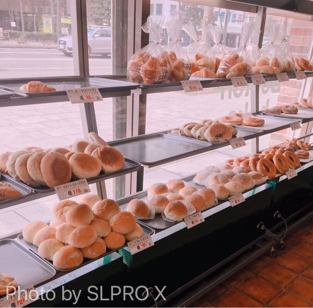 惣菜パン、ドーナツ、パン
