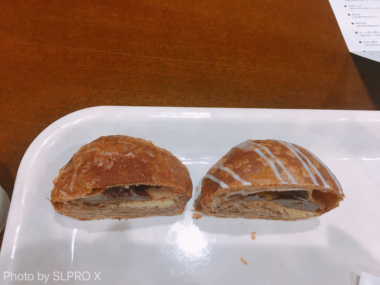 パン、チョコパン