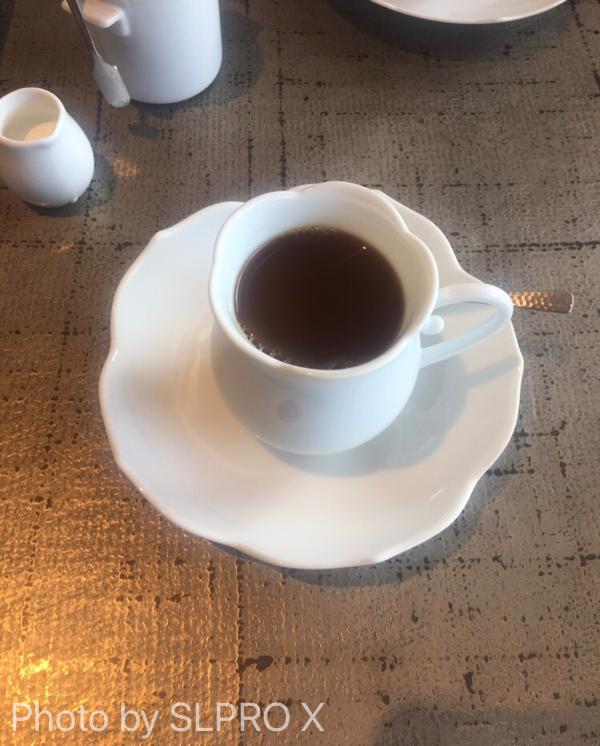 椿サロンコーヒー、珈琲