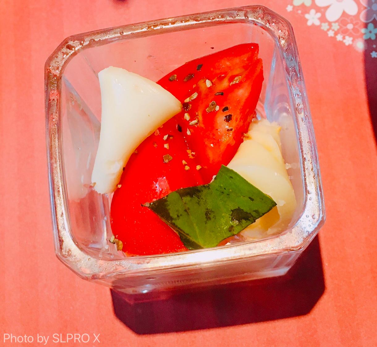 サンマルクベーカリー前菜