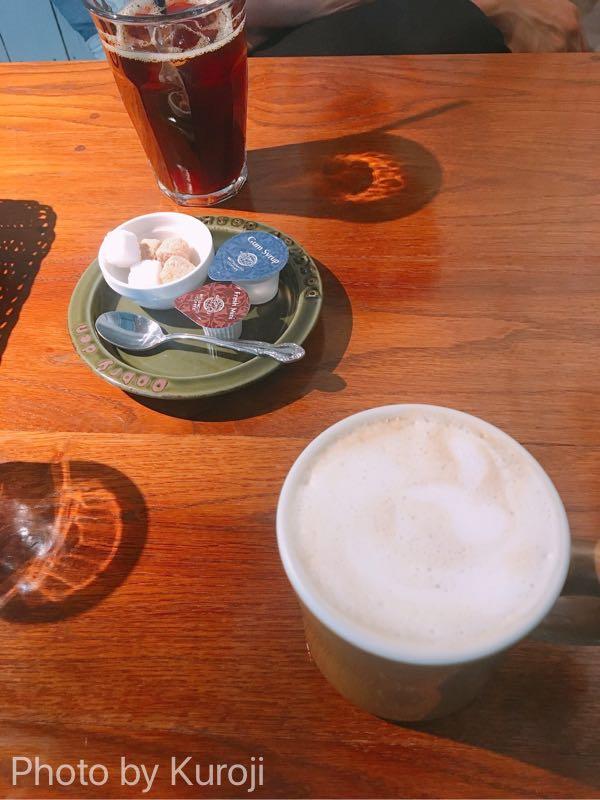 アイスコーヒー、カフェオレ