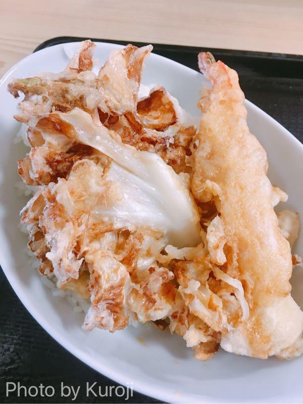 ミニキャベツ丼