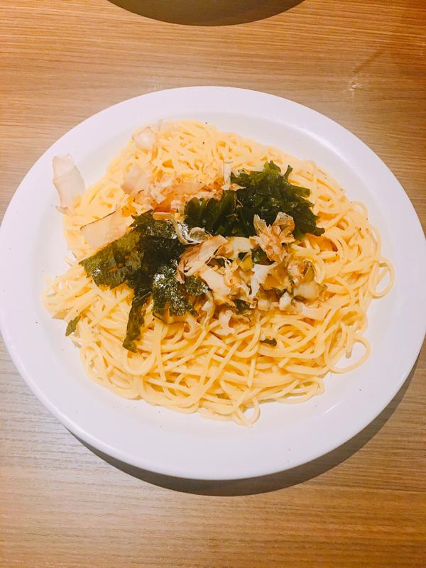 磯のスパゲティ