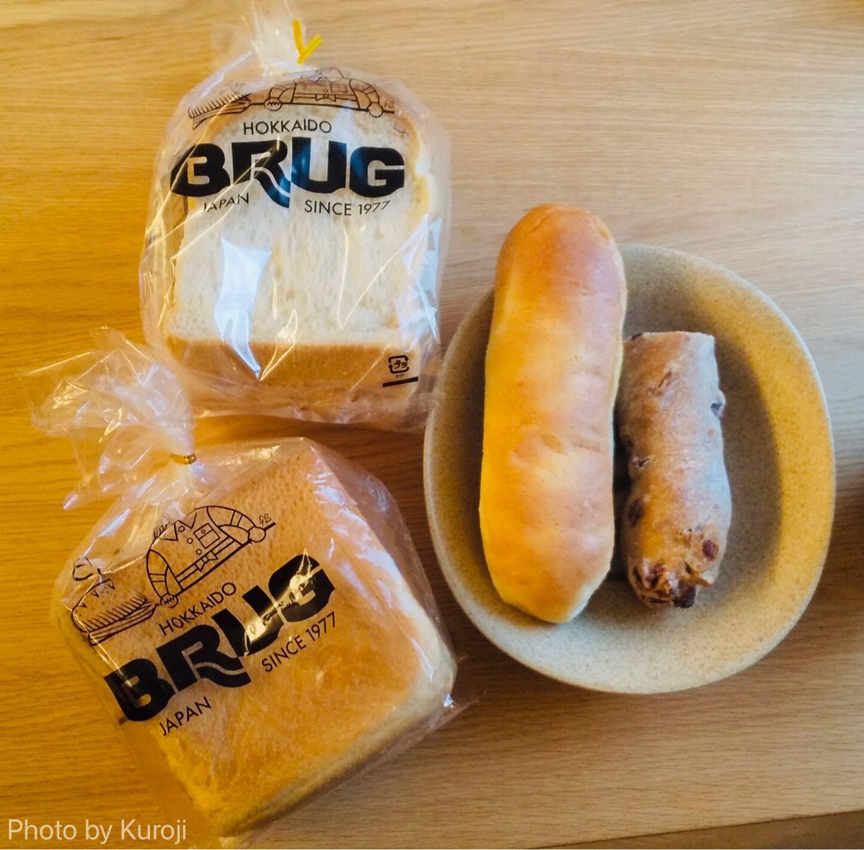 トーストブレッド、バターパン