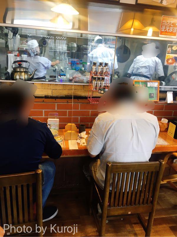 十勝豚丼いっぴん店内