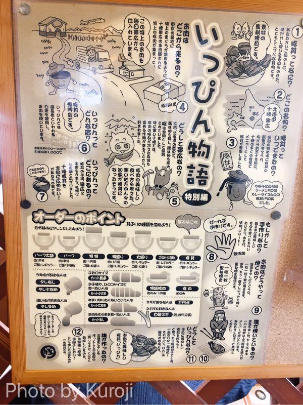 十勝豚丼いっぴんのいっぴん物語